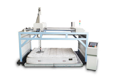 चीन OEM  Electric Spring Fatigue Furniture Testing Machine For Cornell Mattress आपूर्तिकर्ता