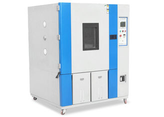 चीन 100L Programmable Constant Temperature Humidity Chambers For Industrial Of Electronic आपूर्तिकर्ता
