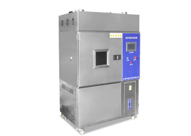 चीन Laboratory Xenon Test Chamber TEMI 880 To Test Temperature / Humidity / Wind वितरक