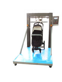 चीन Durable Strollers Testing Machine For Hand Strollers Lift Down With ASTM Standards वितरक