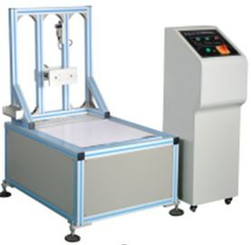 चीन Beer box Paper Testing Equipments sliding angle , LCD digital display फैक्टरी